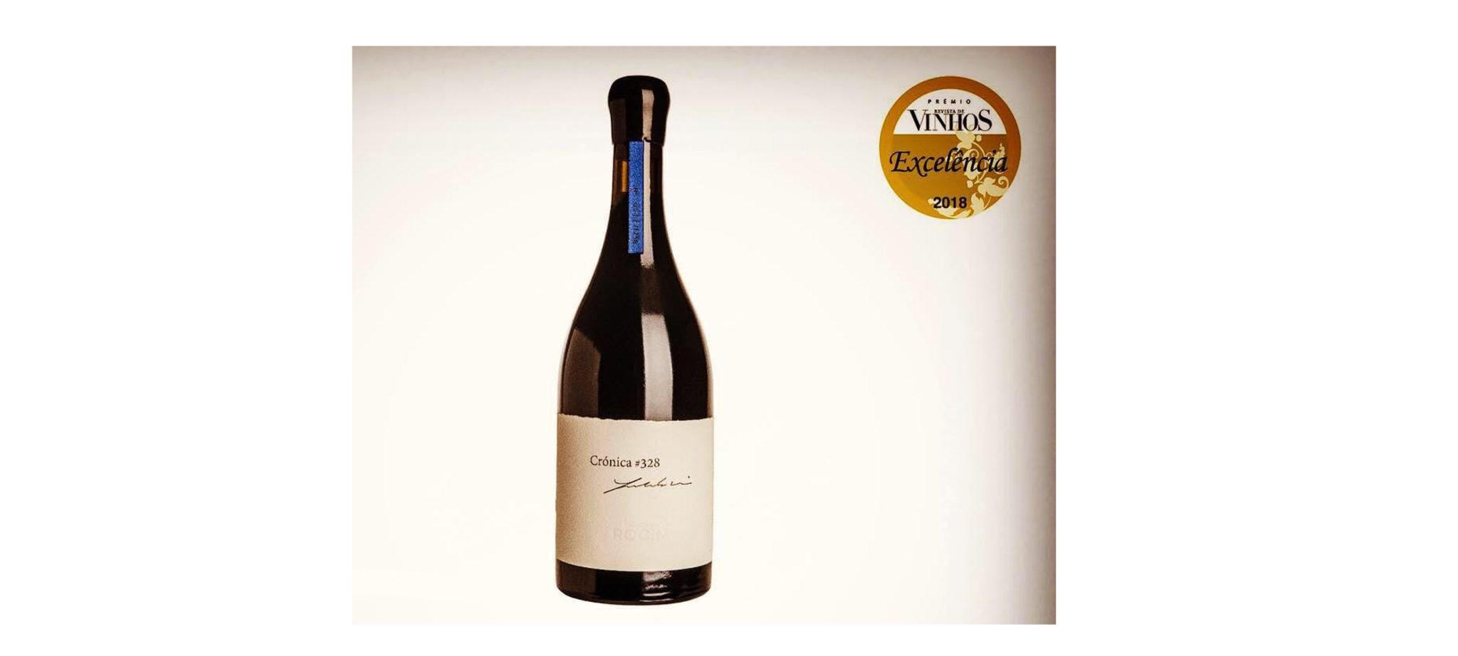 Crónica #328 - Revista/Magazine Vinho Grandes Escolhas | Herdade do Rocim